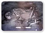 Primary Burial, 6000 years old